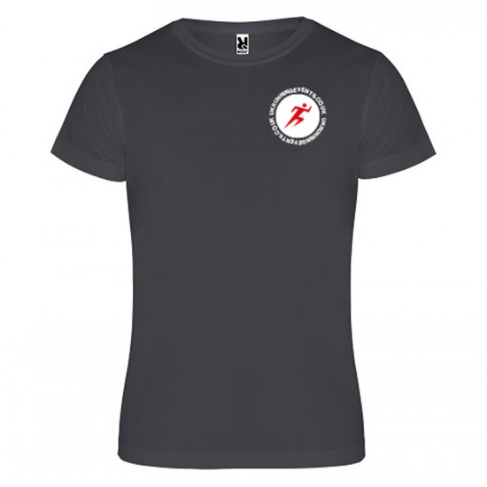Inflatable 5k T-Shirt - Red or Grey